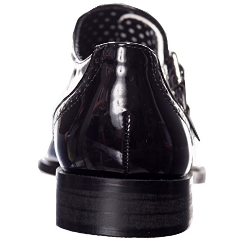 cordones Material Sint Banned de de Zapatos EAITqRB