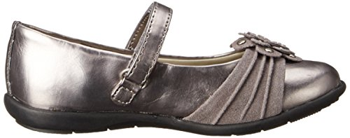 Jumping Pewter Suede Metallic Pewter Jacks Megan 8wqw7BZz