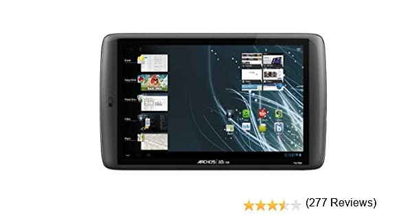 Archos Turbo ICS 101 G9 8GB Negro - Tablet (IEEE 802.11n, Android ...