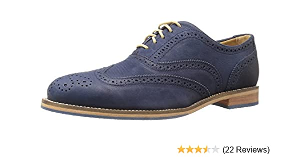 58a64abbad17 Amazon.com | J SHOES Men's Charlie Plus Oxford, Ensign Blue, 8 M US ...