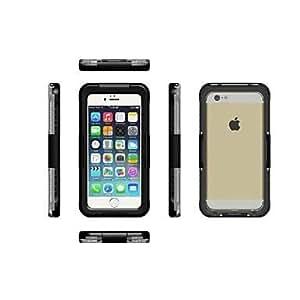 Mi pc + gel de sílice resistente al agua cover®outdoor contraportada para el iphone 6 (colores surtidos) ( Color : Rosa , Modelos Compatibles : IPhone 6s/6 )