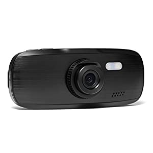 "Black Box G1W-B ""Black Bezel"" Dash Cam - Full HD 1080P H.264 2.7"" LCD Car DVR Camera Video Recorder with G-Sensor Night Vision Motion Detection WDR 140° Wide Angle 4X Zoom"