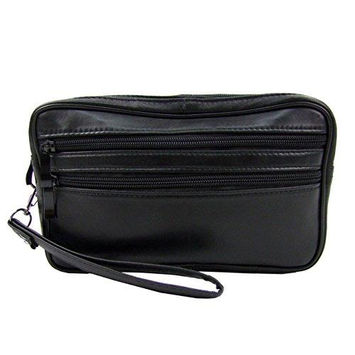 Pochette Homme Sportswear 22cm Mesch Noir Pour 8wpA55q