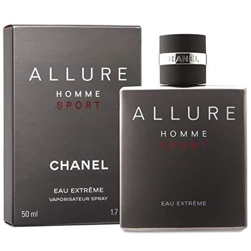 Chànel Allurė Homme Sport Eau Extreme Eau de Parfum Spray 1.7 OZ. / 50 ml.