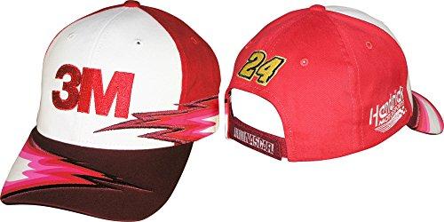 NASCAR-Jeff-Gordon-24-Speedblur-3M-Racing-Hat-Cap