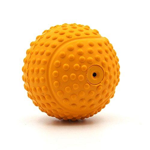 thinkpet Gummi-Squeeze-Ball sqeacky Hund Bälle Spielzeug, Medium