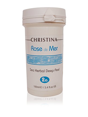 Christina Rose De Mer Sea Sea Herbal Deep Peel 100ml 3.4fl.oz (Step 2a) by Christina
