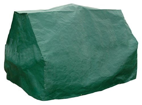 Bosmere Poly Riding Lawn Mower Cover, Green G365