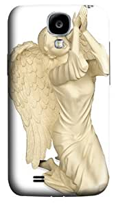 Angelic Presence Garden Angel Ornament Polycarbonate Hard Case Cover for Samsung Galaxy S4/Samsung Galaxy I9500 3D