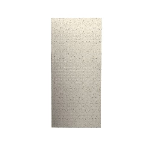 Swanstone DWP-3696TN-1-050 Solid Surface 1 Panel Shower Back Wall, Tahiti Desert Desert Stone Bath Fixture