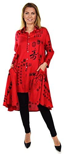 japanese print dresses - 3