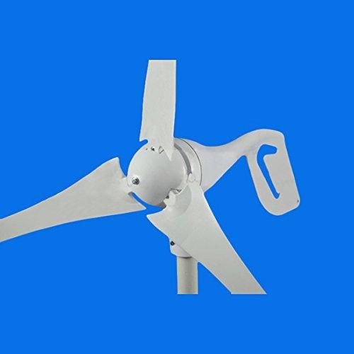 SUNSG 400 W Max 600 W generador eólico 12 V DC 3 cuchillas de ...