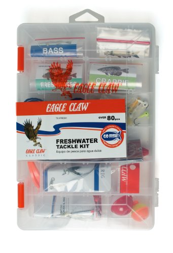 Eagle-Claw-EC-Fresh-Water-Tackle-Kit-80-Piece