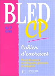 Cahier Bled, CP