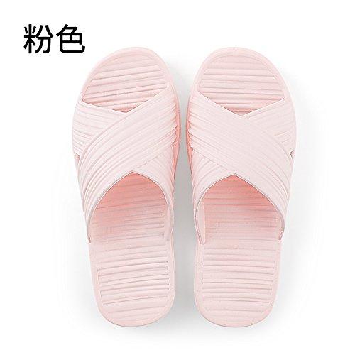 schiuma anti bambini suola morbida bagno home Pink YMFIE skid uomini Estate piscina doccia da scarpe scarpe e donne sandali wqxRxSXv