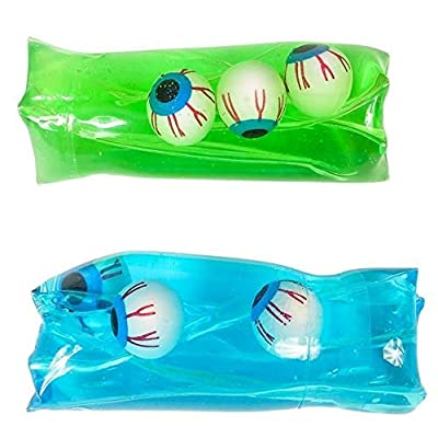 "4"" EYEBALL WATER WIGGLER: Toys & Games"