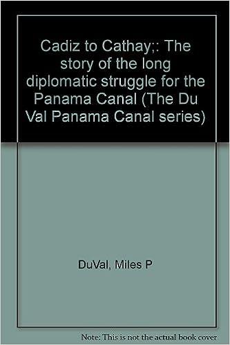 Amazon.com: Cadiz to Cathay;: The story of the long ...