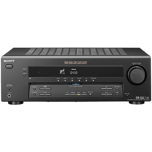 Sony STR-DE595 - AV receiver - 5.1 channel (Old School Receiver Stereo)