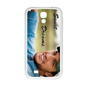 Luke Bryan Sunny Smile Design Hard Case Cover Protector For Samsung Galaxy S4 by icecream design