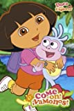Television Posters: Dora The Explorer - Come On Poster - 35.7x23.4 inches