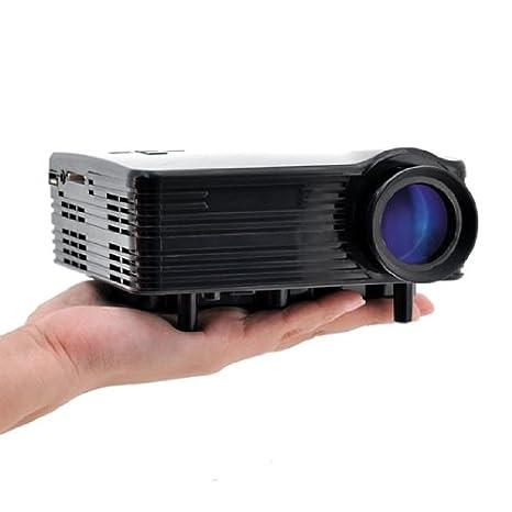 Mini proyector - 60 Lumens, 300:1 relación de aspecto, 5 ...
