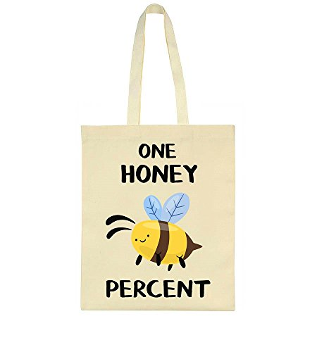 Bee Tote Super One Percent Bag Cute Honey IqzcTwv