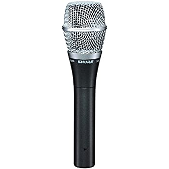 Shure SM86-LC Cardioid Condenser Vocal Microphone
