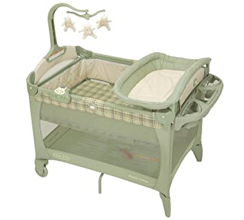 Amazon.com: Graco Pack n Play con bassinet y cambiador ...