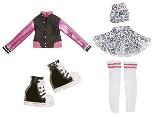 Bratz Doll Shoes - Bratz Fashion Pack- Rah Rah Rah