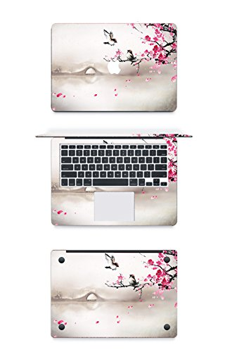 Price comparison product image MacBook Stickers Chickwin 12 inch Retina Macbook Apple Notebook Color Cover Modle A1534 Notebook Shell Stickers Three Sides (Shell + Wrist Rest + Bottom) (C3)