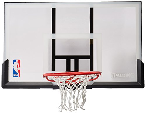 Spalding NBA Backboard/Rim Combo - 52'' Acrylic Backboard by Spalding