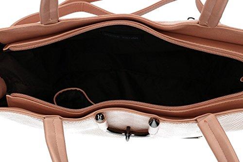 El Envío Libre De Las Compras En Línea Borsa donna spalla con tracolla PIERRE CARDIN rosa con apertura zip VN1371 Footlocker Venta Barata Mejores Precios De Liquidación 8fYJp