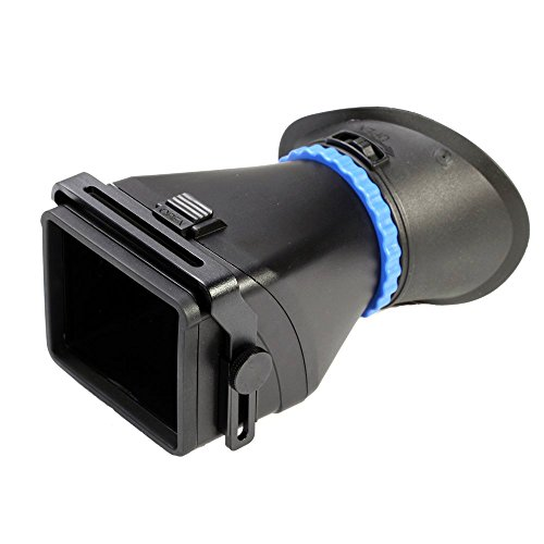 Fotga Foldable Universal LCD 3x Viewfinder for 3.0