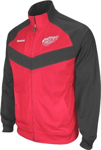 Detroit Red Wings Center Ice Travel Jacket-Small