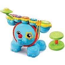 VTech Rock & Leer Drumstel - Juegos educativos (Multicolor, Niño/niña, 1,5 año(s), 4 año(s), Elefante, Holandés)