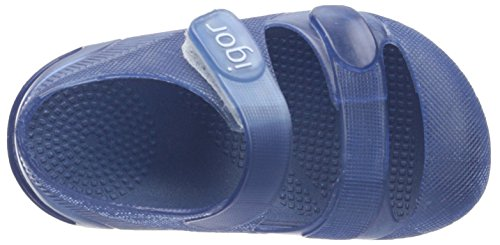 Blue Sandal Blue Igor Kid's Jelly Kid's Igor Sandal Igor Sandal Jelly Kid's Jelly 5nWapBx