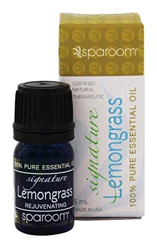 SpaRoom Pure Rejuvenating Essential Oil, Lemongrass