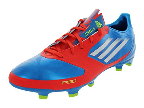 Adidas Mannen Adidas F30 Trx Fg Syn Cleated Voetbalschoenen 11 (priblu / Wht / Corene)