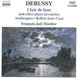 DEBUSSY: Clair de Lune/Arabesques/+