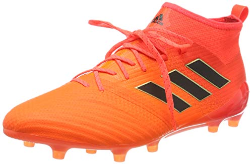 adidas Ace 17.1 FG Mens Firm Ground Soccer Boots/Cleats-Orange-8