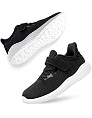 Alibress Kids Sneakers Boys Girls Athletic Running Tennis Sport Shoes Lightweight Comfy Shoes