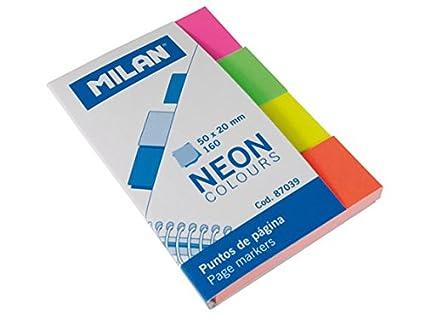 Milan - Marcador páginas, Color Rosa (87039): Amazon.es: Juguetes y ...