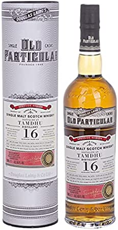 Douglas Laing & Co. Douglas Laing Old Particular Tamdhu 16 Years Old Single Cask Malt 2004 48.4% Vol. 0.7L In Giftbox - 700 ml