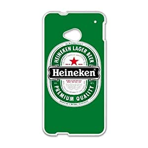HTC One M7 Phone Case Heineken Cover Personalized Cell Phone Cases NGX468338