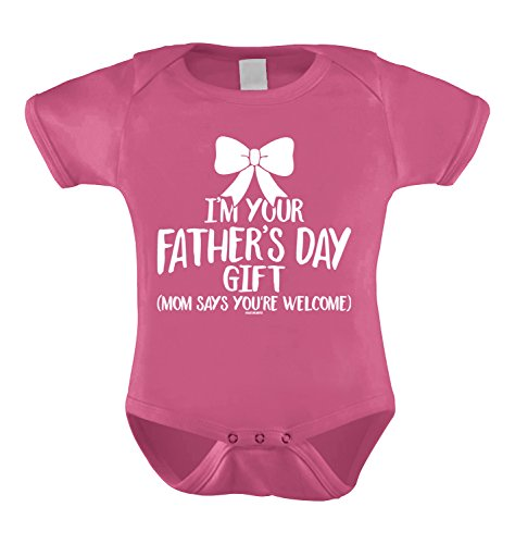 Fathers Youre Welcome Infant Bodysuit