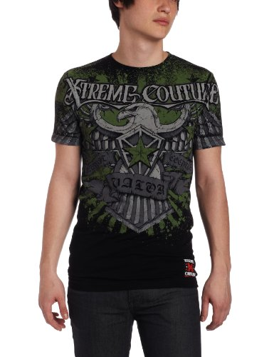Xtreme Couture Men's Sky Short Sleeve T-Shirt