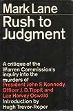Rush To Judgement -