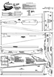 Limerick Lap Harp Blueprint