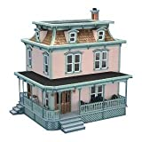 Lily Dollhouse Kit, Create Your Own Family Treasure With This Classic Victorian-Style Dollhouse Kit.