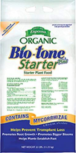 Espoma (BTSP25) Biotone Starter and Natural Plant Food 25lb by Espoma